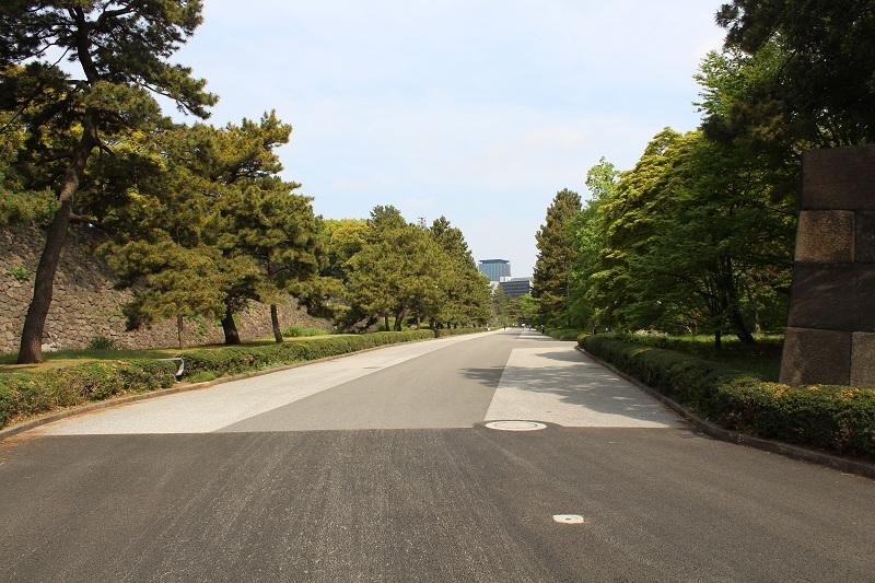 Tokio - Garten im Kaiserpalast