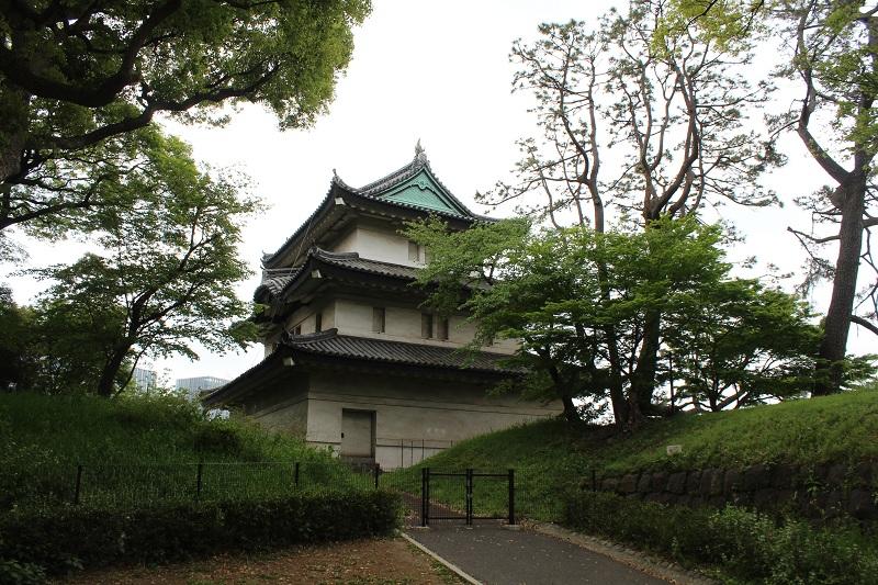 yagura - Verteidigungsturm