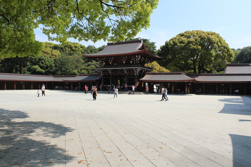 Meiji Jingu - Tokio