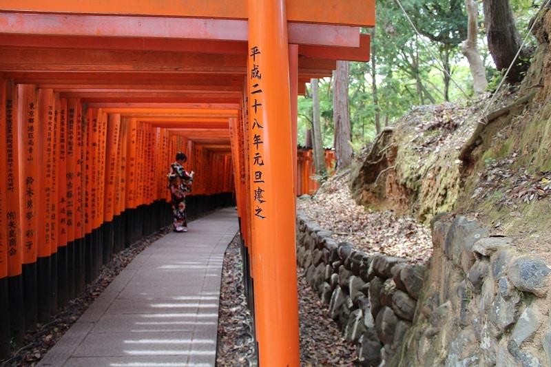 Fushimi Inari-taisha Schrein