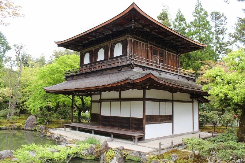 Ginkaku-ji Tempel