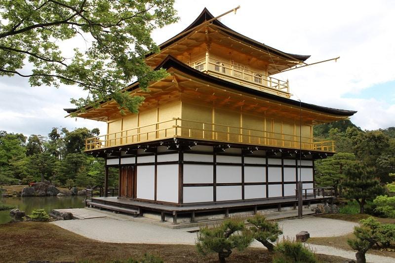 Goldener-Tempel-Kyoto