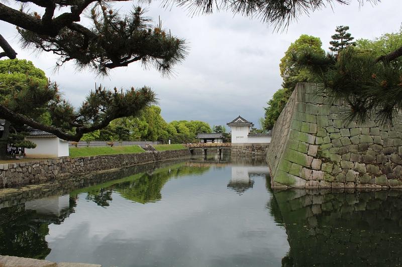 Burg Nijo in Kyoto