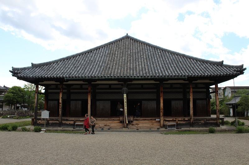 Gangō-ji - Nara